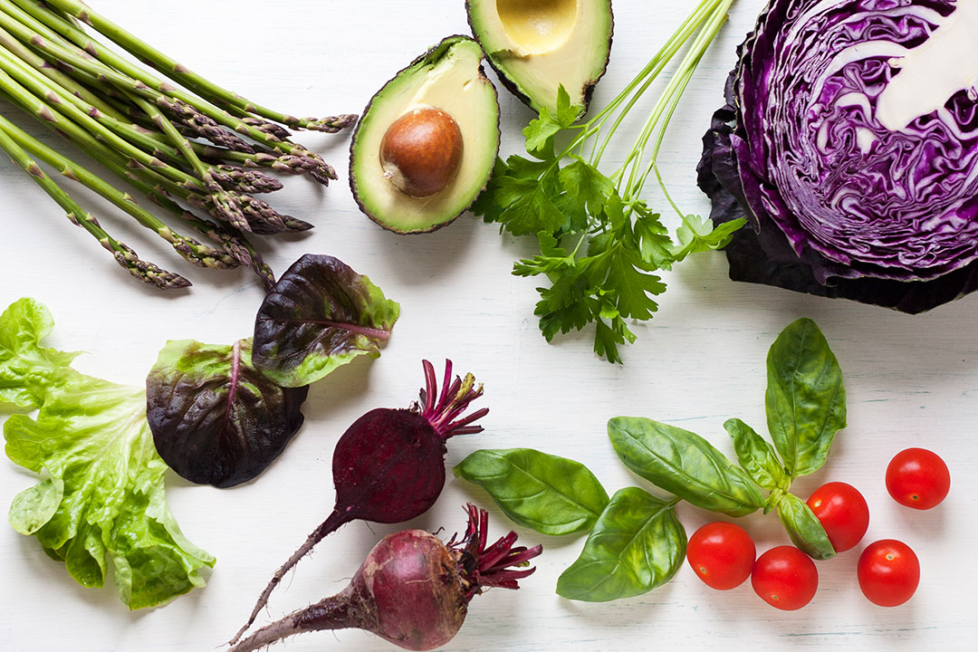 Wonderful foods for detoxing