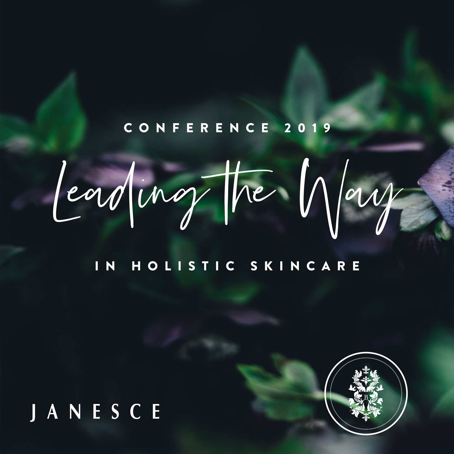 SAVE THE DATE! Janesce/Bestow Conference 2019