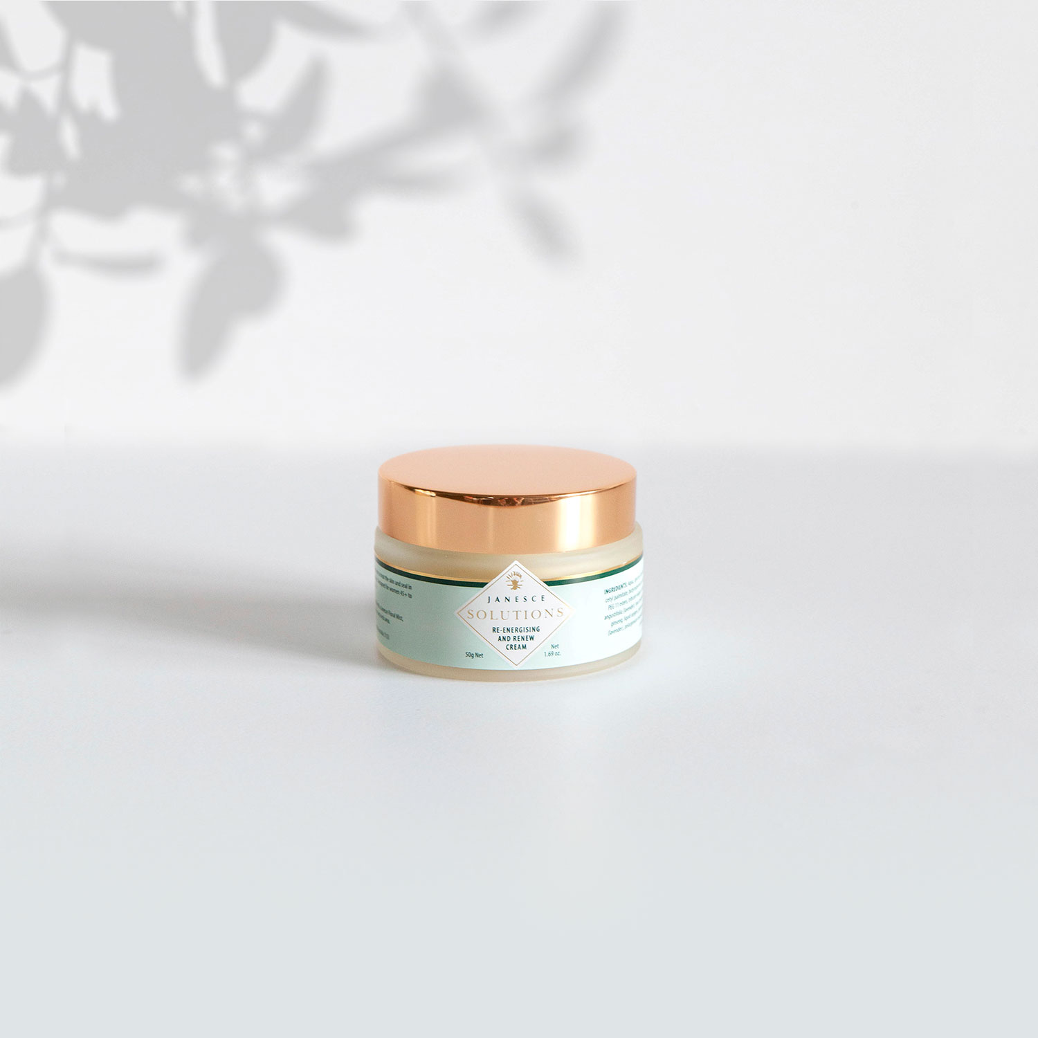 New!  Janesce Re-Energising and Renew Cream | for women 45+